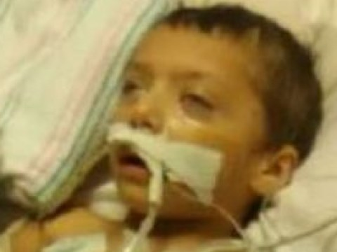 Man battered toddler into vegetative state where all he can feel is pain