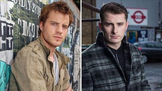 EastEnders trailer reveals Sean Slater and Ben Mitchell returns