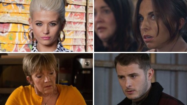 EastEnders spoilers for Lola, Ruby, Jean and Ben