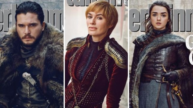 Game Of Thrones stars were 'really miserable' filming ...Game Of Thrones Cast Season 4 Cast