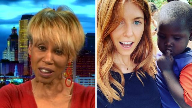 Stacey Dooley's 'obsessed' Comic Relief photo comment was 'disturbing', argues Trisha Goddard
