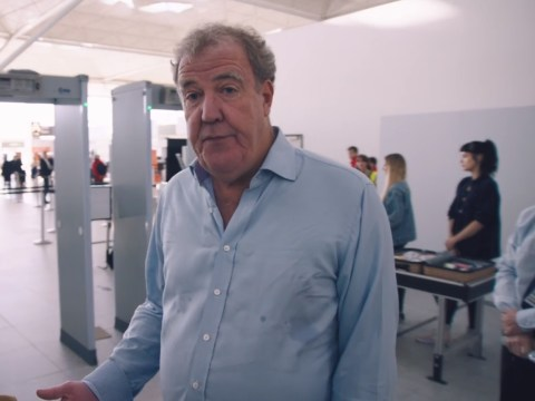 Jeremy Clarkson mocks airport security, 'fat b*****ds on carts' and Victoria Beckham in epic The Grand Tour rant