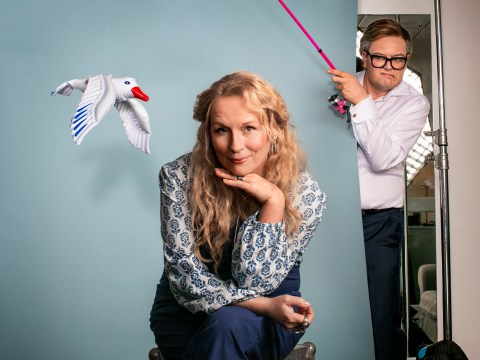 Mamma Mia will be spoofed again by Jennifer Saunders for Comic Relief