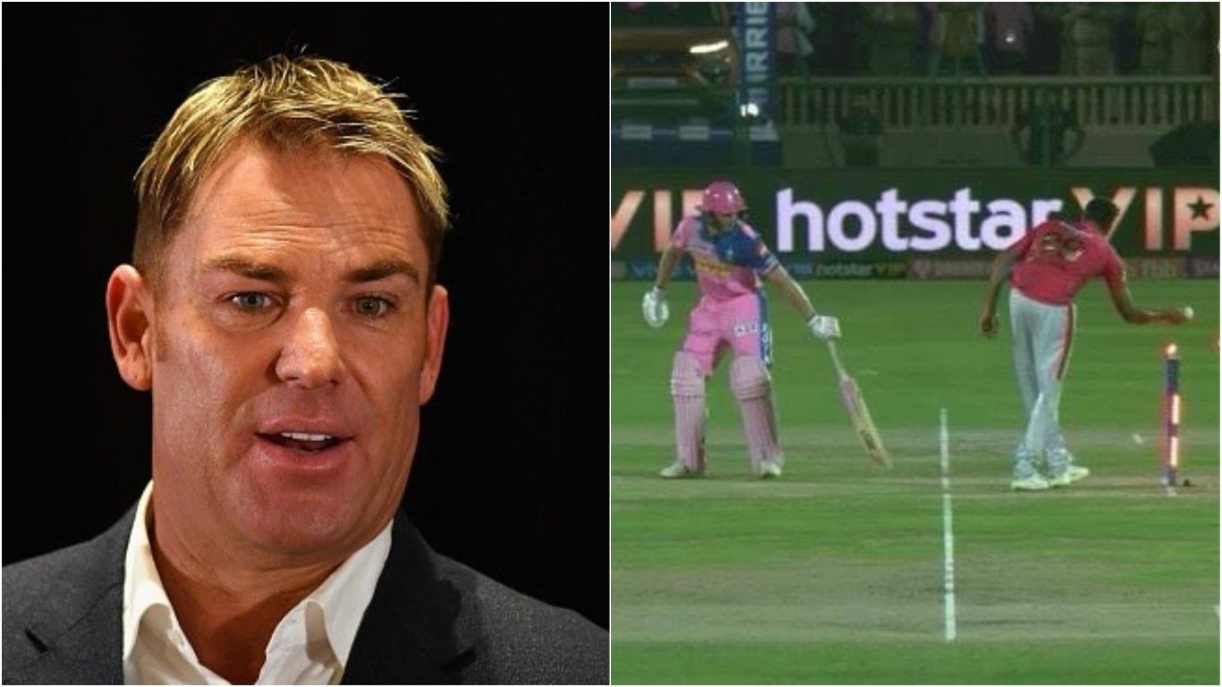 Shane Warne slams 'embarrassing' and 'disgraceful' Ravichandran Ashwin after Jos Buttler IPL 'Mankad'