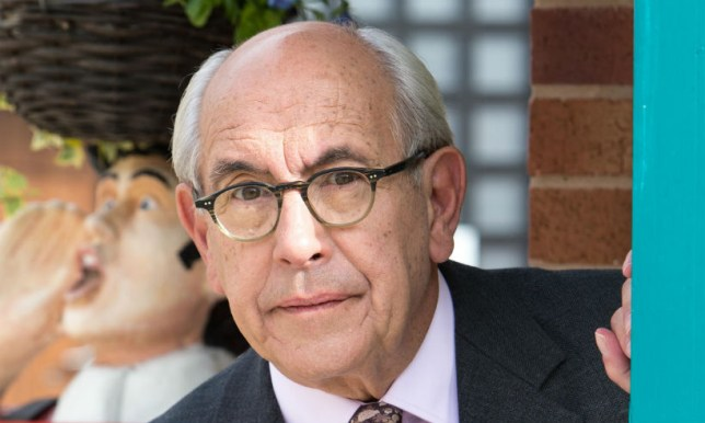 Norris Cole in Coronation Street