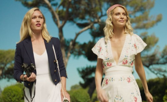 Who are Riviera season two's new cast from Poppy Delevigne