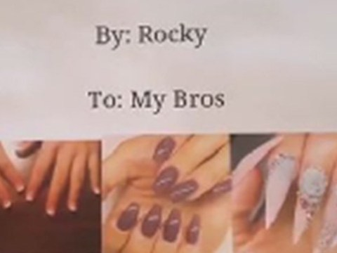 Man creates survival guide for guys to judge girls on their nails