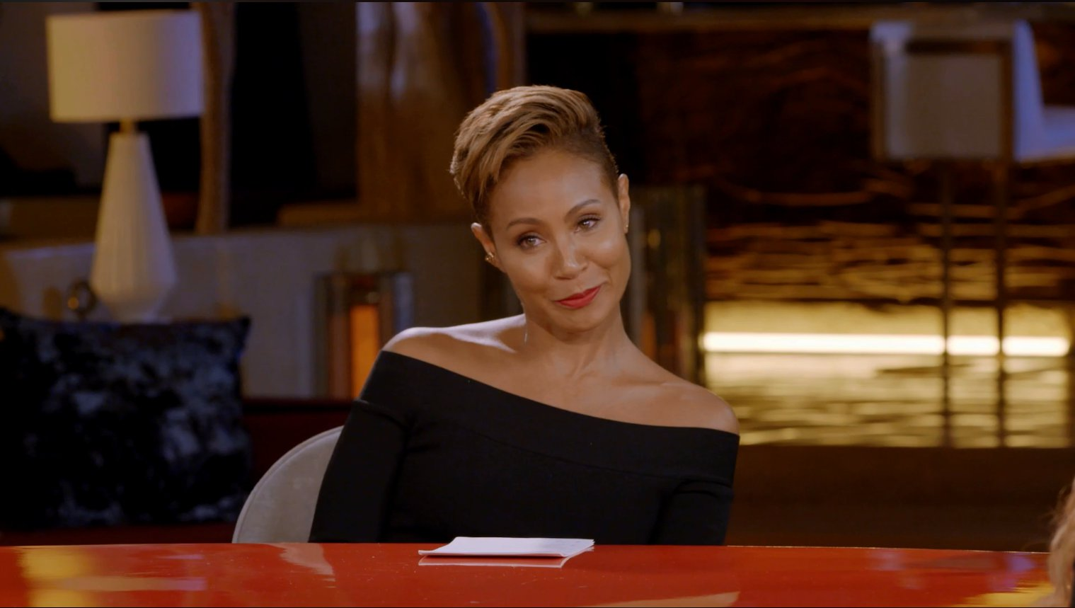 Red Table Talk with Jada Pinkett Smith