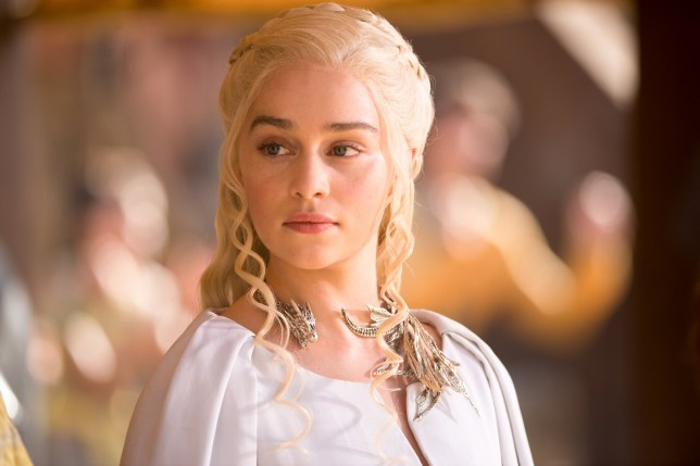 Emilia Clarke told she would 'disappoint Game of Thrones fans' if she didn't do nude scenes