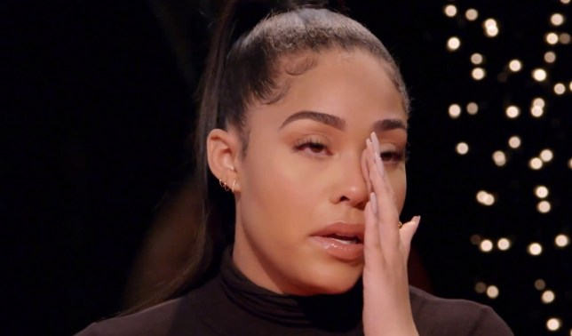 Jordyn Woods on Red Table Talk