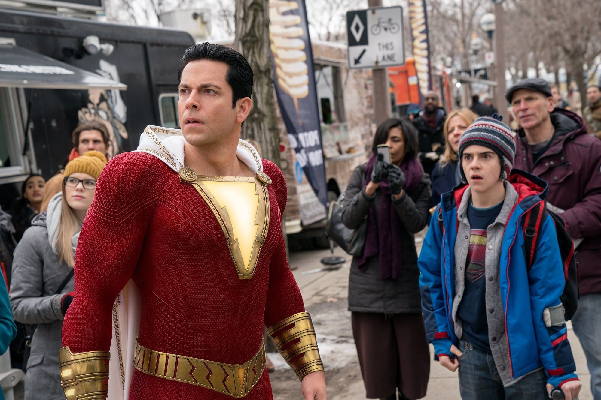 Shazam reviews are in and DC may have another hit on its hands