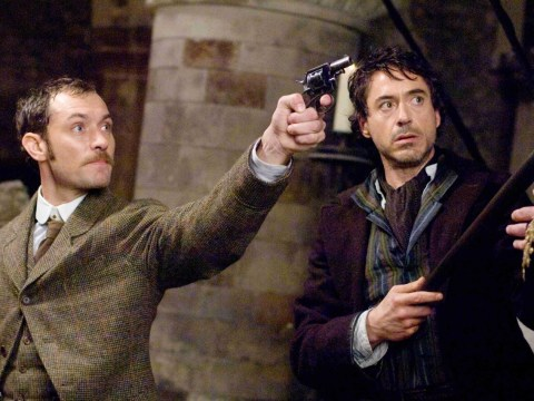 Robert Downey Jr. and Jude Law's third Sherlock Holmes film pushed back to 2021