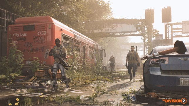 The Division 2 - something for the weekend