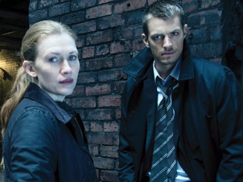 The Killing's Joel Kinnaman and Mireille Enos on reuniting for a whole new dynamic in Amazon's Hanna