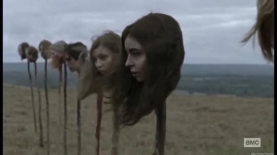 Who died in The Walking Dead season 9 episode 15? Alpha