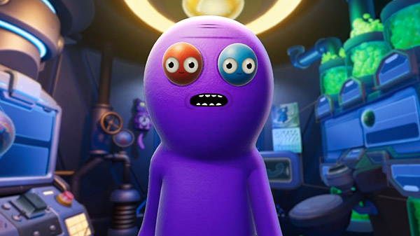 Rick And Morty co-creator's surreal game Trover Saves The Universe gets new trailer