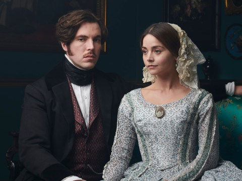 How many episodes are in Victoria series three and when is the finale?