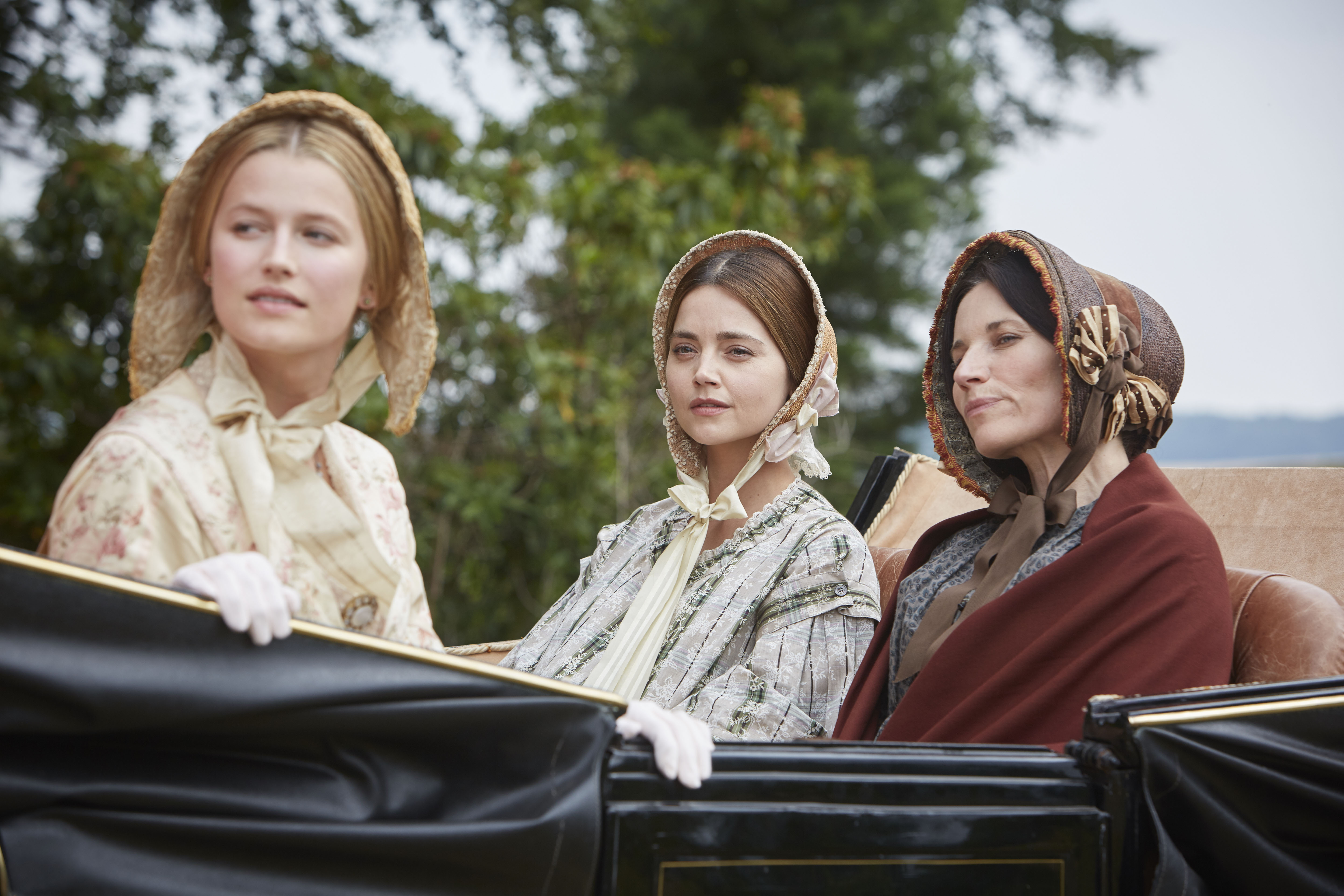 Who are the new additions to the Victoria series 3 cast?