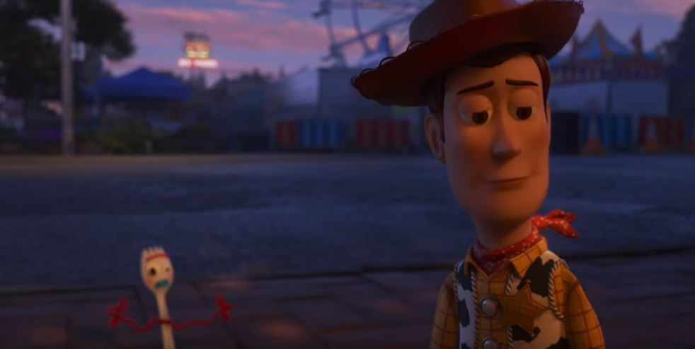 Toy Story 4 gets first full-length trailer as we meet Woody's new pal Forky