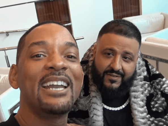 Will Smith reveals DJ Khaled's 'butcher' role in Bad Boys For Life and the scene is brutal