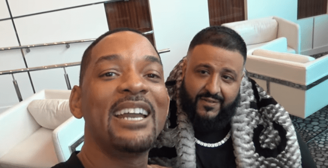 Will Smith reveals DJ Khaled s  butcher  role in Bad Boys For Life and the  scene is brutal 0c849308e