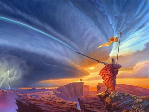 Why Cosmere would make the perfect video game franchise – Reader's Feature