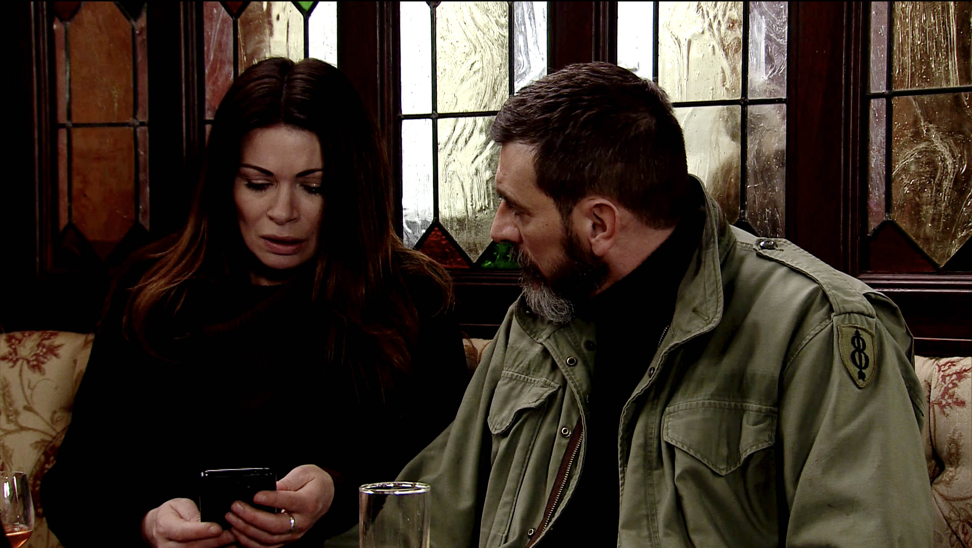 Coronation Street spoilers: Carla Connor stalked and tormented over Rana Habeeb's death
