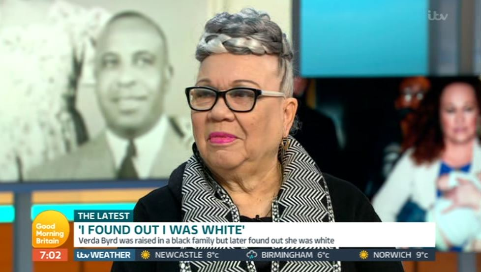 Woman only discovered she was white at age of 70: 'It hasn't changed me because I still love me'
