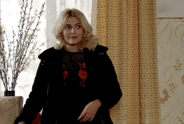 Bethany gets romance in Coronation Street