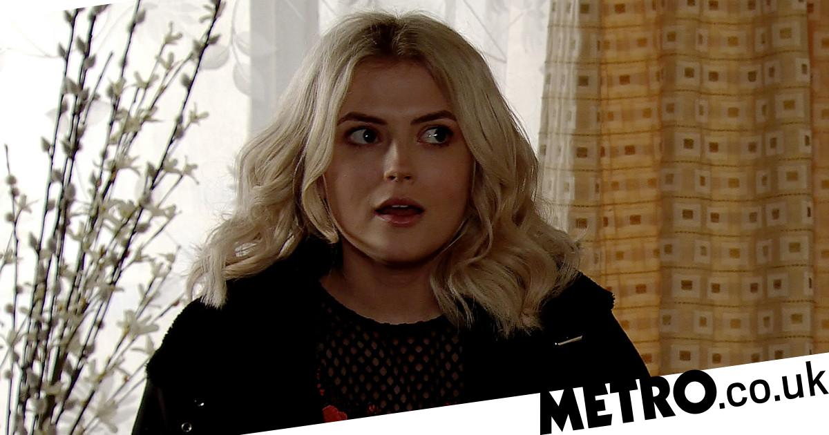 Coronation Street star Lucy Fallon devastated after her phone was stolen