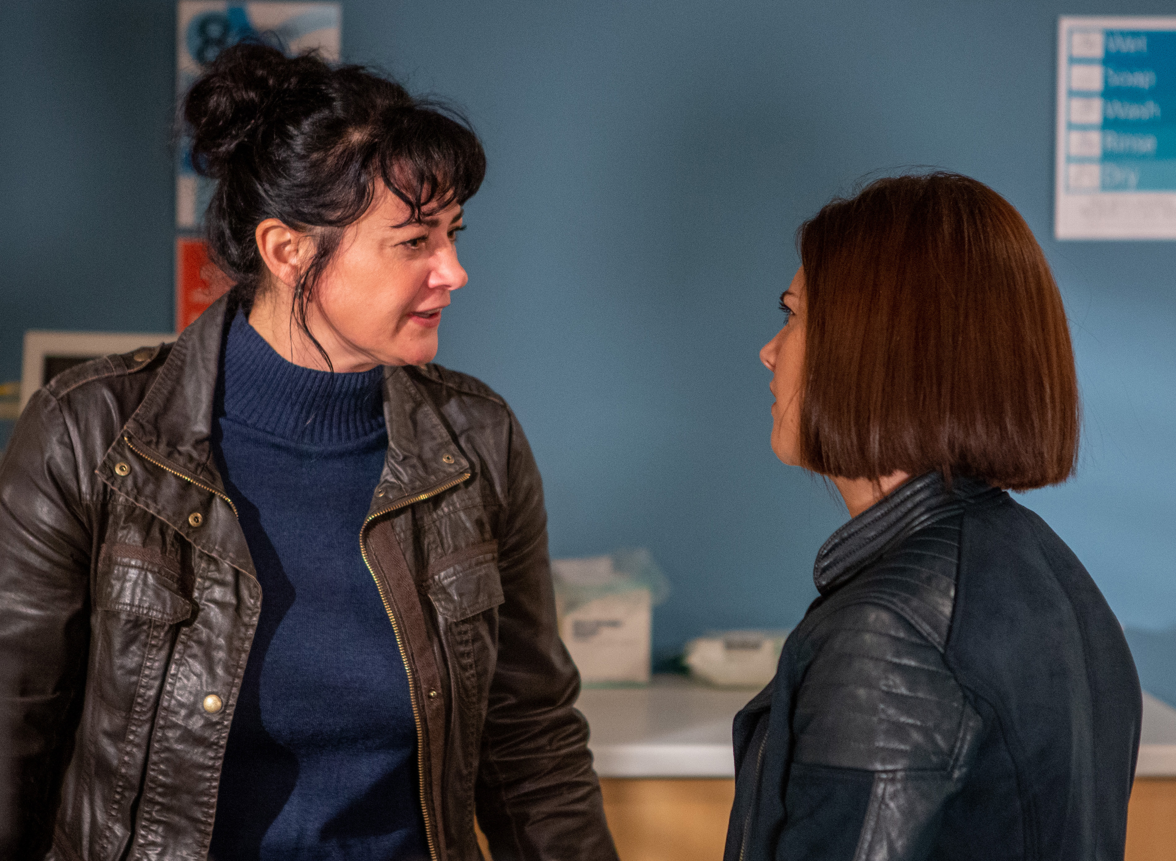 Emmerdale spoilers: Moira Dingle turns on Victoria Barton as she fears Matty will die