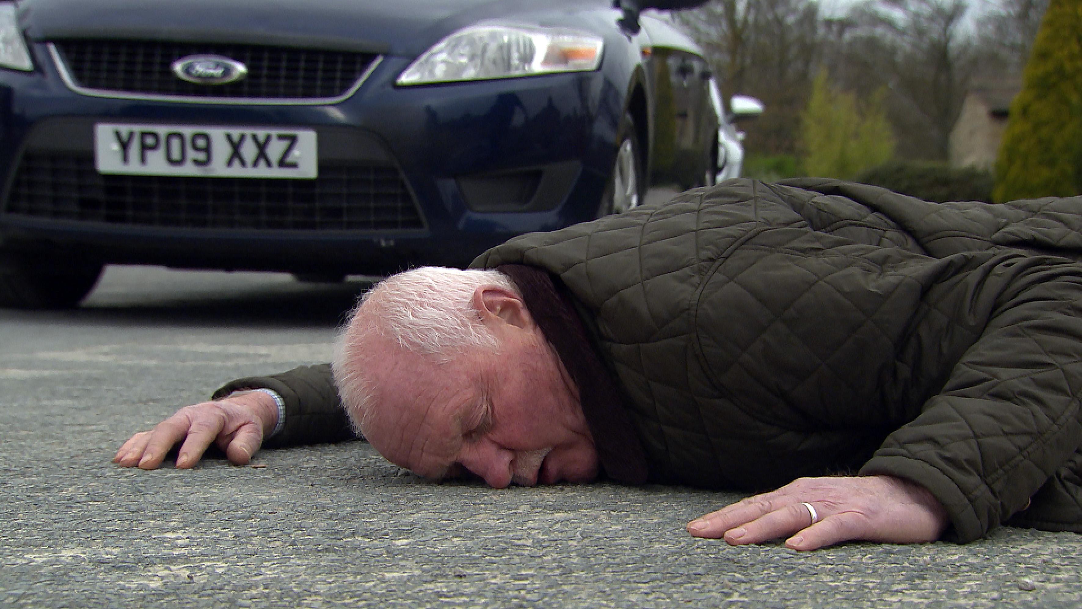 Emmerdale spoilers: Eric Pollard to die in shock crash storyline?