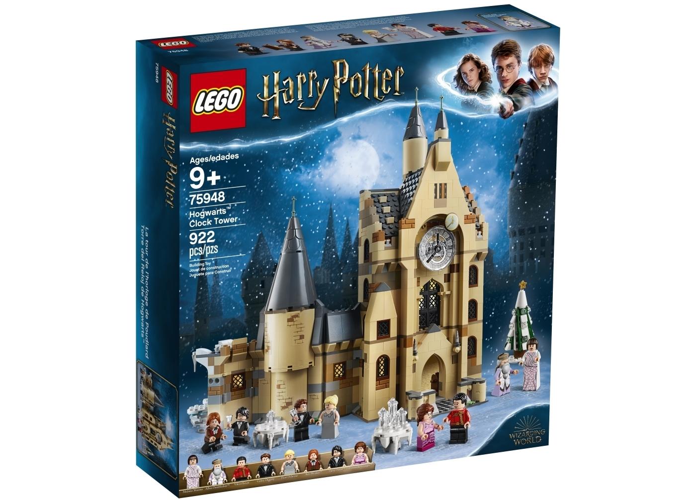 Lego has just built a Hogwarts extension