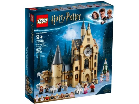 New Lego Harry Potter toys include Knight Bus and Hogwarts Clock Tower
