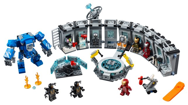 Build your very own Iron Man lab