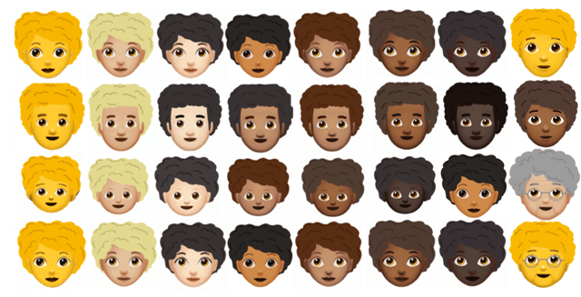 Why I\u0027m petitioning for an emoji with afro hair