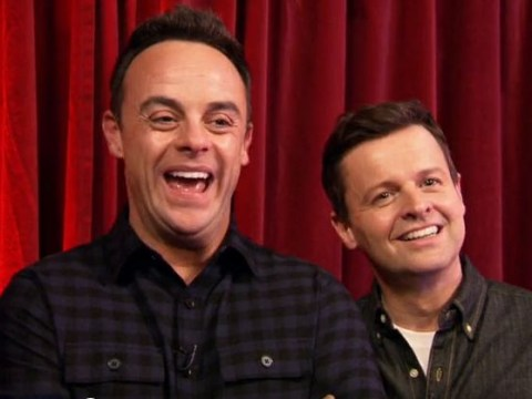 Ant McPartlin admits he's taken a naked selfie – 'who hasn't?'