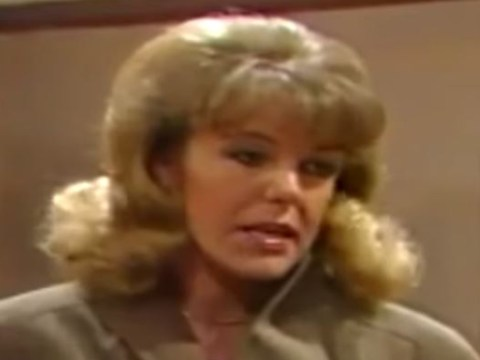 Coronation Street pays tribute to 40 years of Audrey Roberts sharing first ever scene