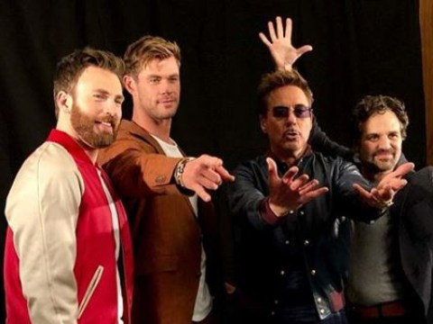Avengers: Endgame stars double as Beatles tribute band and it's everything we ever needed