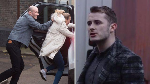 Louise is kidnapped as Ben plots in EastEnders
