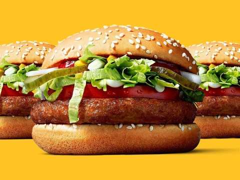 McDonald's Germany is launching a new vegan burger