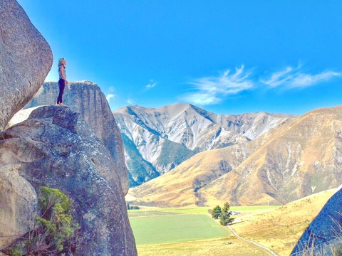 Terrifying cliff jumps, sunrise mountain hikes and sea kayaking: An action-packed tour of New Zealand's magical South Island