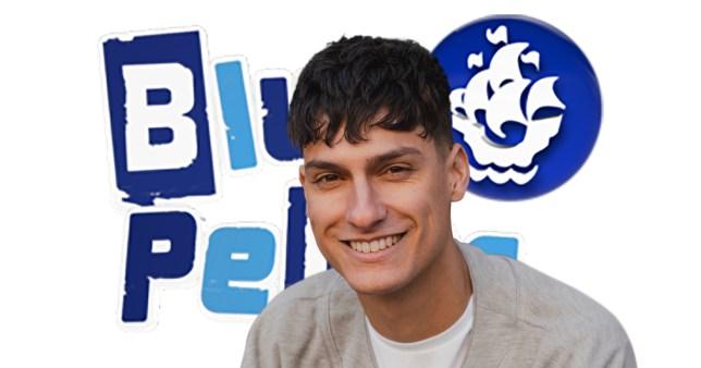 Blue Peter presenter Richie Driss