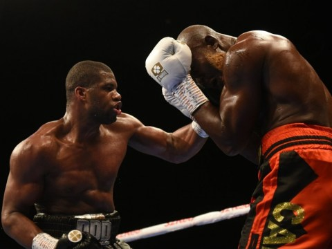 Daniel Dubois reacts to knockout victory over Richard Lartey and teases Joe Joyce fight