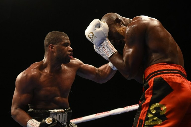 Daniel Dubois and Nathan Gorman have known each other since the amateurs