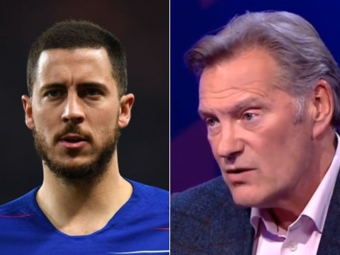 Eden Hazard urged to leave Chelsea and join Real Madrid by Glenn Hoddle
