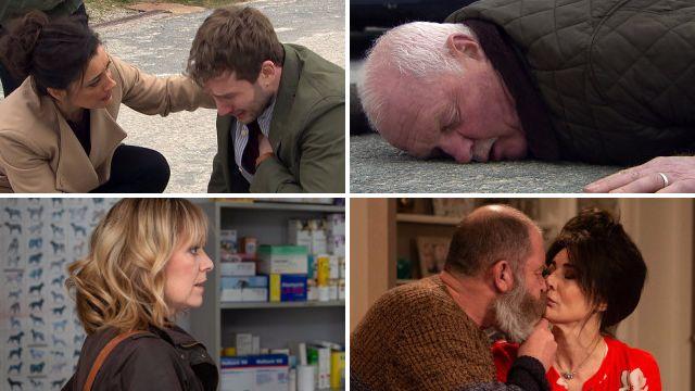10 Emmerdale spoilers: Car crash horror, Jamie Tate arrives and Eric Pollard dies?