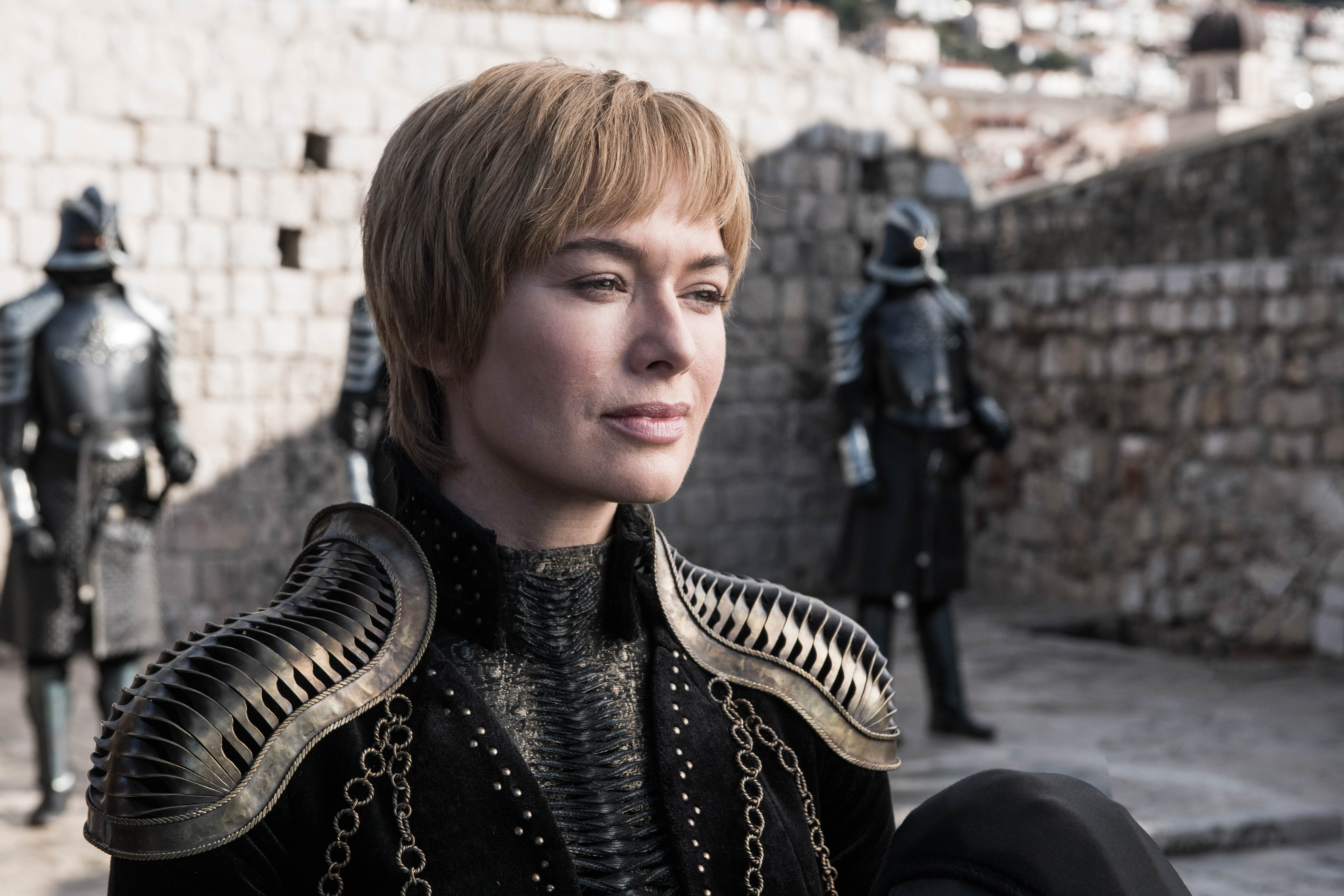 Will Arya tick Cersei off her list? (Picture: HBO)