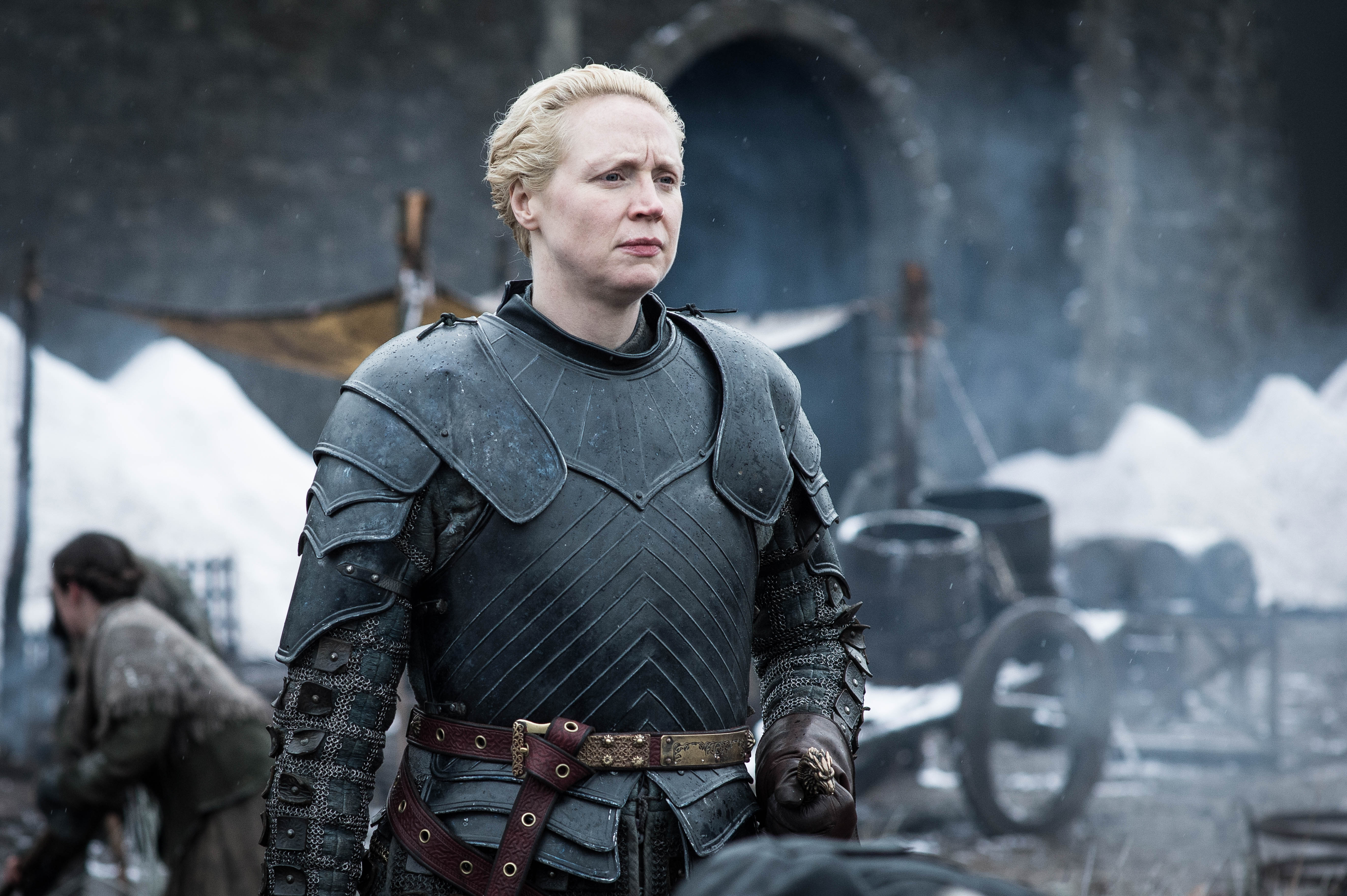 Where was Brienne of Tarth in Game of Thrones season 8 episode one (Picture: HBO)