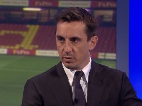 Gary Neville urges Ole Gunnar Solskjaer to rest Manchester United's key players for Manchester City clash